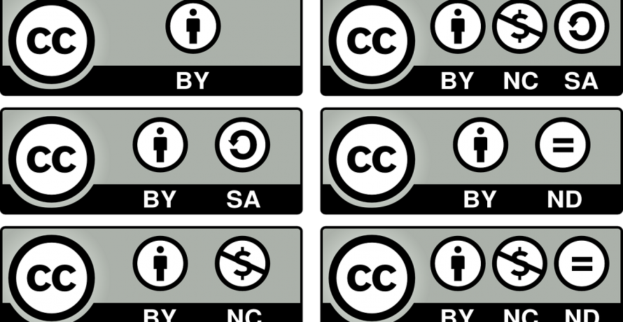 Creative Commons-Licenses